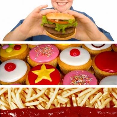 grassi cibi da evitare