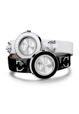 gucci orologi black white