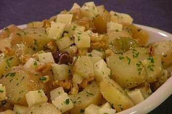 Ricette light e sane: insalata di spada e carciofi