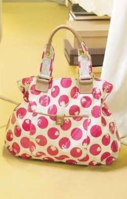 Borse Juicy Couture, Lucky Dot tote