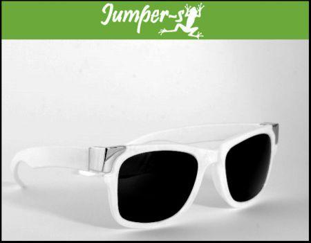 White Milano: gli occhiali Jumper-s