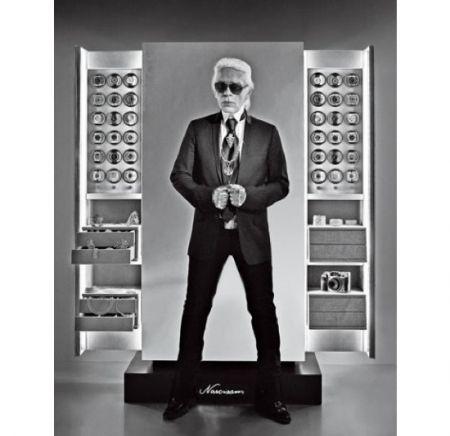 Karl Lagerfeld disegna Narcissus la cassaforte più costosa al mondo