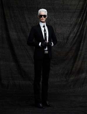 Karl Lagerfeld omaggia gli stilisti per Harper's Bazaar