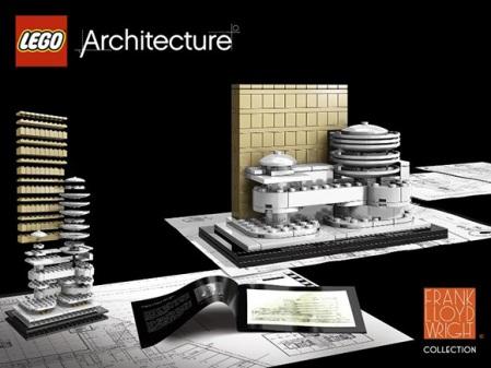 Giochi: Lego Architecture celebra il Guggenheim Museum