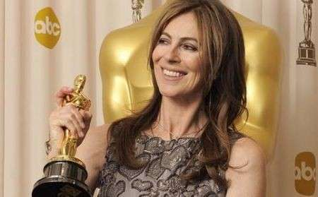 Kathryn Bigelow, stupenda senza lifting