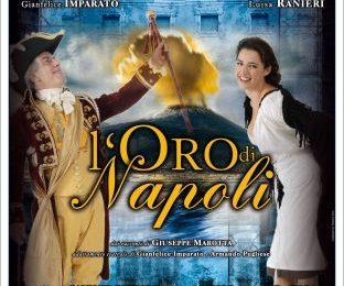"""Teatro: """"L'oro di Napoli"""" a Milano fino al 28 marzo"""
