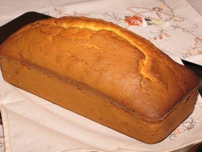 Ricette light: il plum cake
