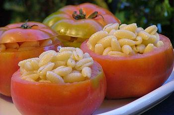 Ricette light: pomodori ripieni
