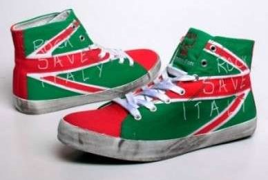 Le sneakers Independent Ideas by Lapo Elkann