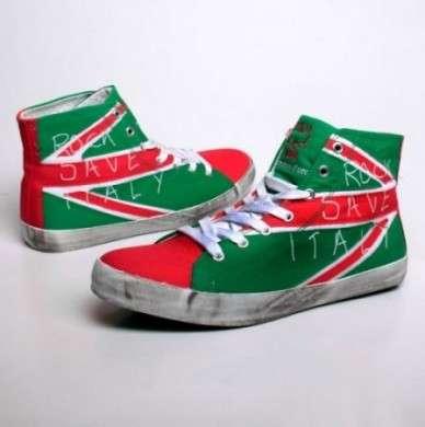 Rock Save Italy le sneakers di Lapo Elkann