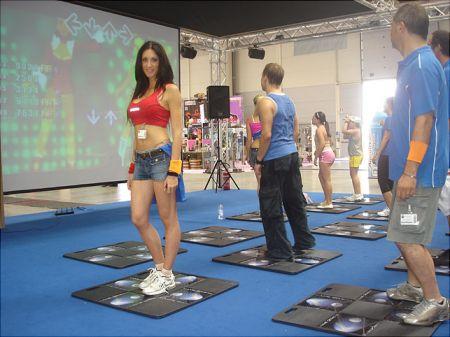 Fitness: Game2Move, per muoversi e bruciare calorie