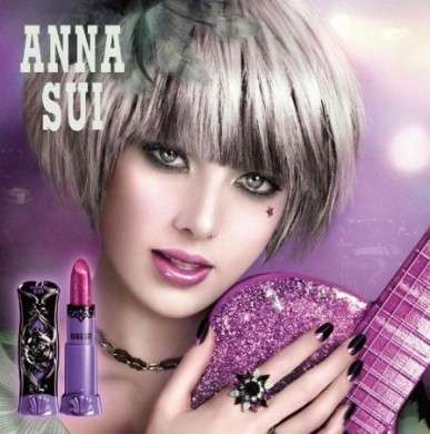 Rose Lipstick Anna Sui 2010