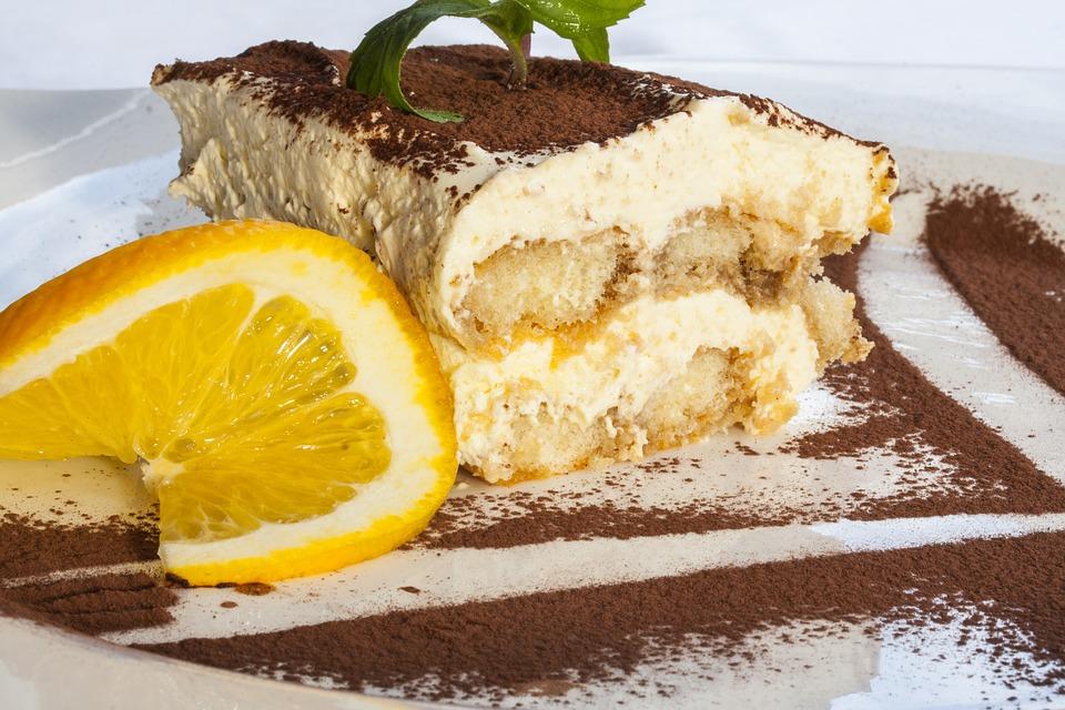 Ricette dolci: il tiramisù al limone
