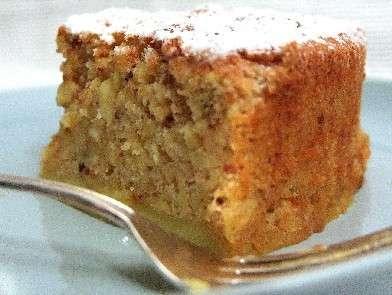 Ricette light: torta mandorle e cannella