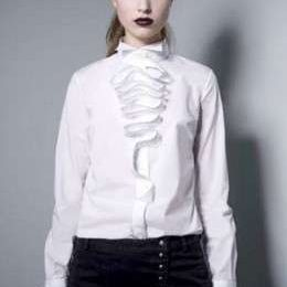 Must have: Camicia bianca by Viktor & Rolf