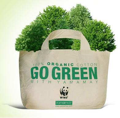 yamamay go green shopper