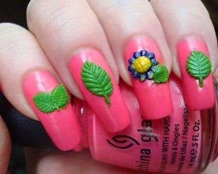 Decorazione unghie: come rimanere impresse