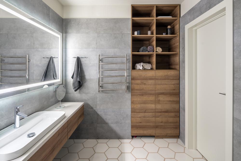 Come mettere in ordine l 39 armadietto del bagno pourfemme - Armadietto bagno ...
