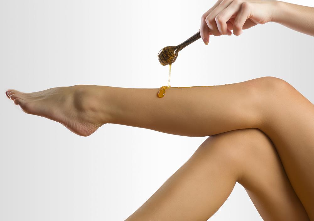 Ceretta gambe