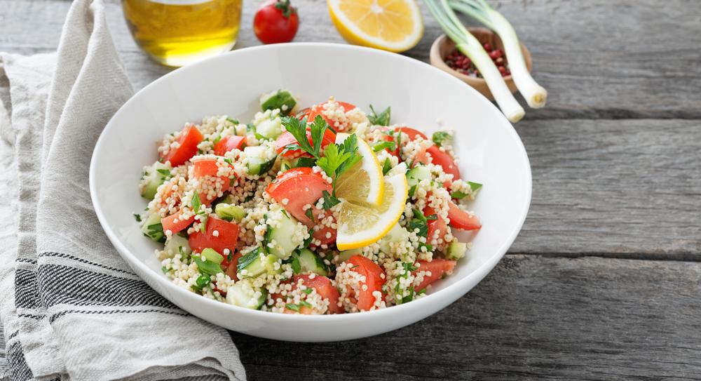 Ricette cucina: couscous menta e olive