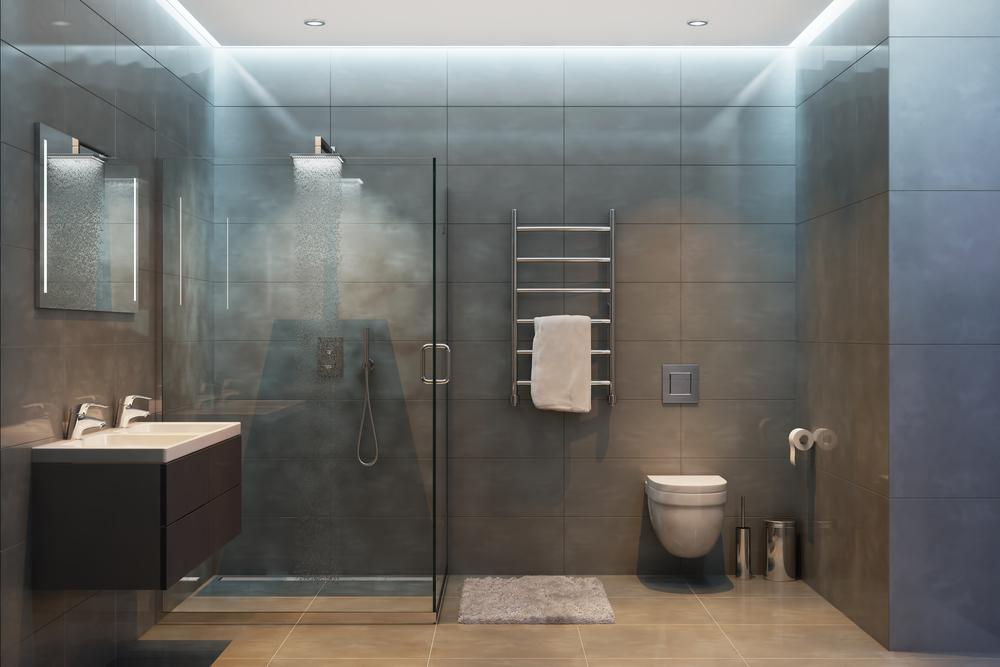 Arredamento: ecco le nuove colonne doccia multifunzione