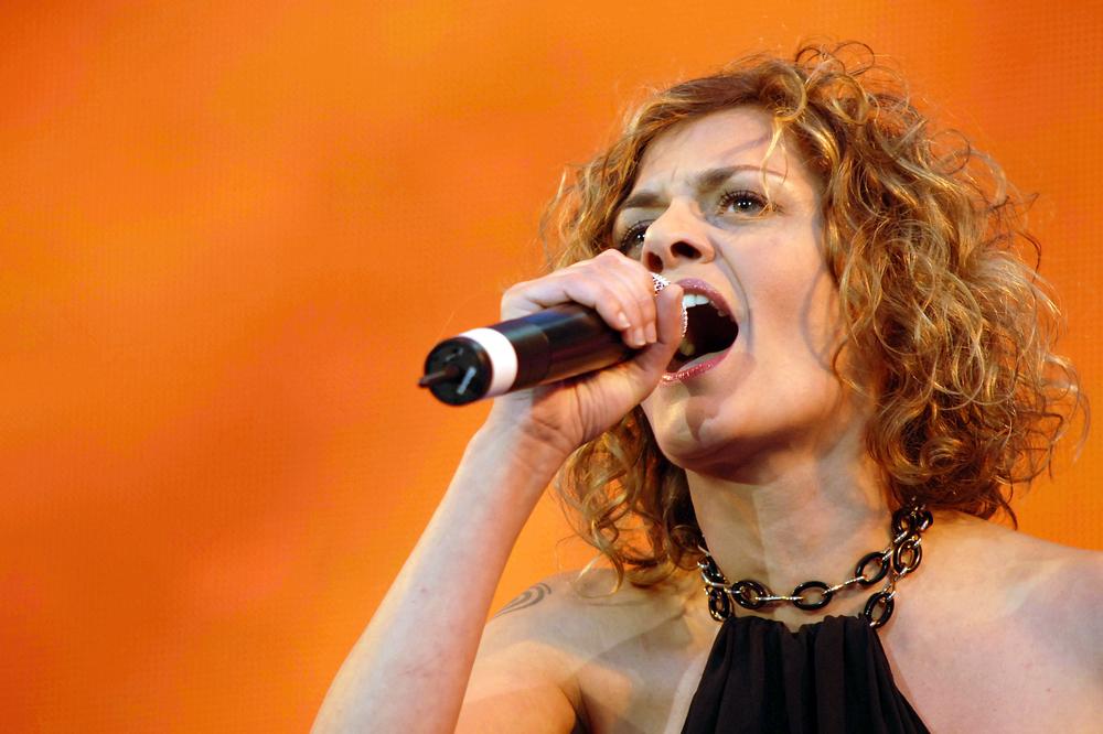 Concerti: il tour di Irene Grandi