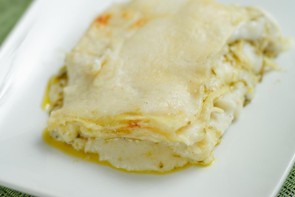 Cucina: ricetta lasagne al pesto e zucchine