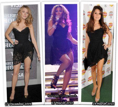 Dolce & Gabbana: a chi sta meglio questo abito?