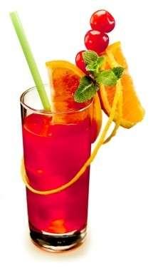 Pancia piatta: provare il succo di ciliegia