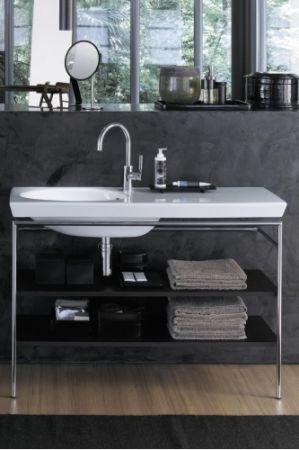 Arredamento moderno: il lavabo per il bagno minimal