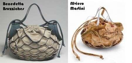 Benedetta Bruzziches Vs. Alviero Martini: Alveare e Ananas Bag