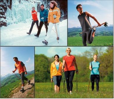 Camminare ci protegge da infarti e ictus