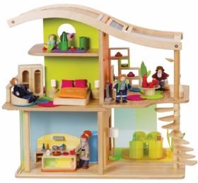 Giochi: la casa delle bambole eco