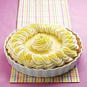 crostata crema limone