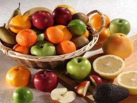 Frutta di stagione per variare le fonti alimentari