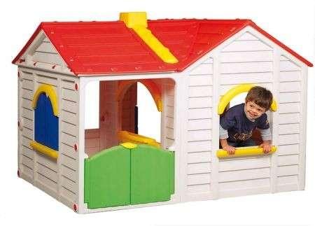 Come costruire una casetta per bambini
