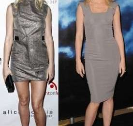 Gwineth Paltrow sceglie lo stile di Victoria Beckham