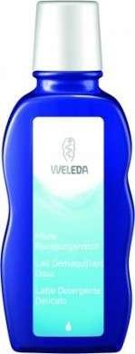 Pulizia del viso, la nuova linea Weleda