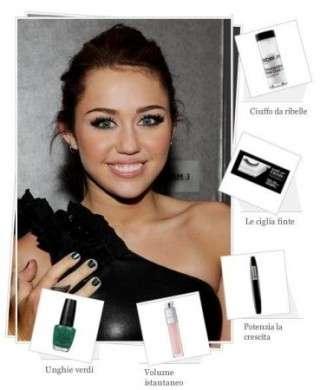 Make up Miley Cyrus