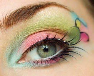 Make up: la primavera sugli occhi