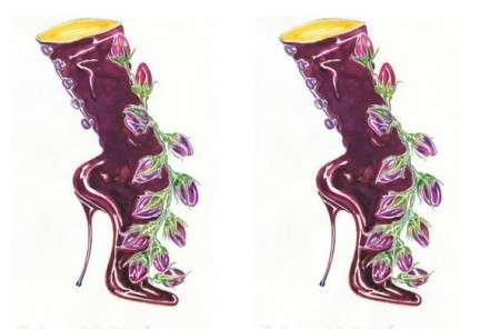 "Blahnik: il suo ""World of Manolo"" presto da Liberty"