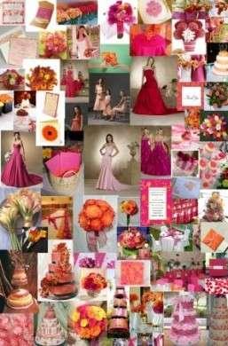 Matrimonio rosa pink