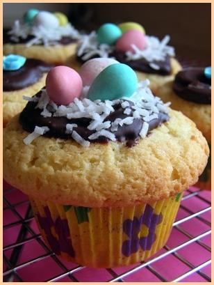muffin ovetti cocco cioccolato
