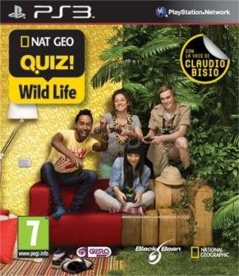 Giochi: arriva Nat Geo Quiz! Wild Life