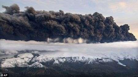 Nube islandese, ministero: la salute non è a rischio