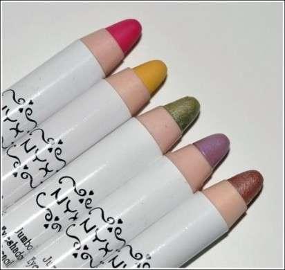 Trucco occhi: colore e brillantezza con NYX Jumbo Eye Pencil