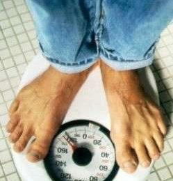 Obesità, il 57% degli uomini è in sovrappeso