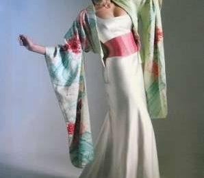 Abiti da sposa in stile giapponese