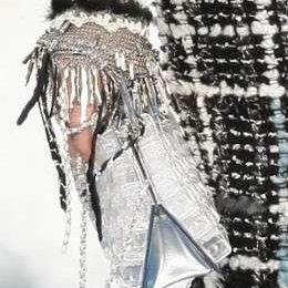 Chanel: gli accessori glaciali del prossimo inverno