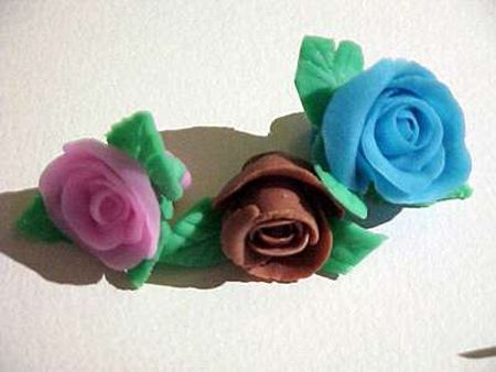 rose pasta di sale